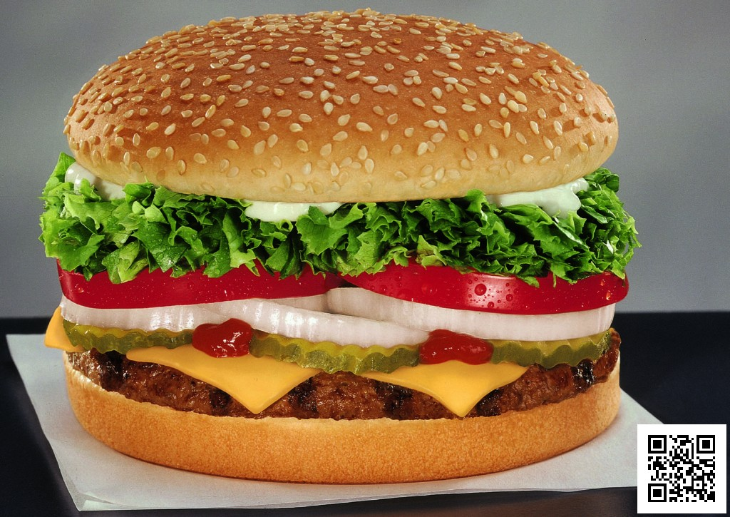 Whopper with Cheese