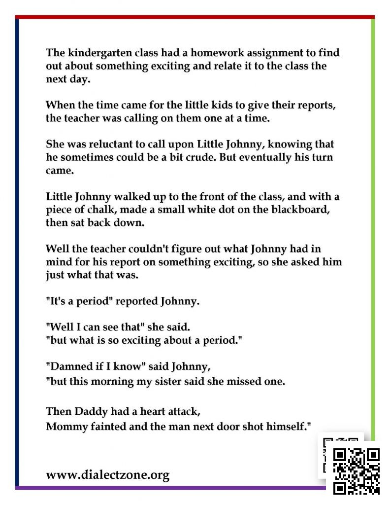 little-johnny-period